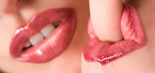 Agar bibir terlihat sensual